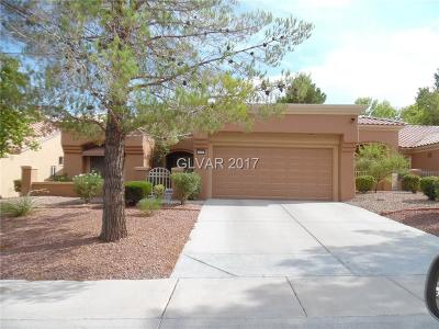 Las Vegas Condo/Townhouse Contingent Offer: 9309 Villa Ridge Drive