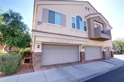 Condo/Townhouse Sold: 6034 Mustang Breeze Trail #103