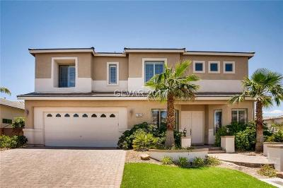 Las Vegas Single Family Home For Sale: 7663 Noche Oscura Circle