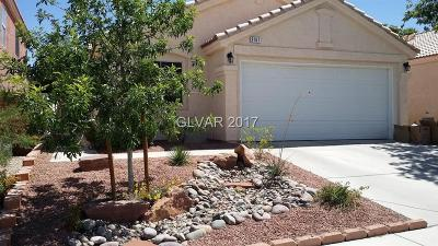 Single Family Home Sold: 9167 Jewel Crystal Court