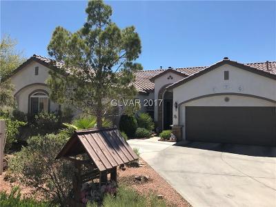 Las Vegas Single Family Home For Sale: 9529 Parkmoor Avenue