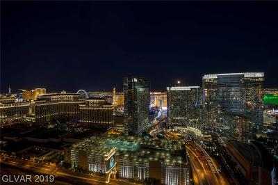 Las Vegas High Rise For Sale: 4471 Dean Martin Drive #4308