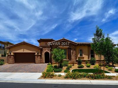 Las Vegas NV Single Family Home Sold: $1,095,000