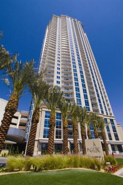 Allure Condo High Rise For Sale: 200 Sahara Avenue #3809