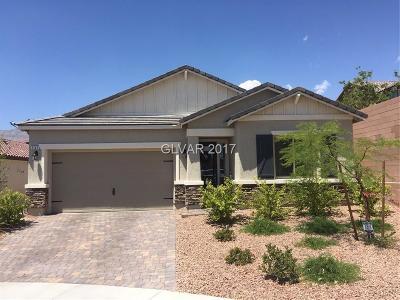 Las Vegas Single Family Home For Sale: 7147 Stanley Frederick Street