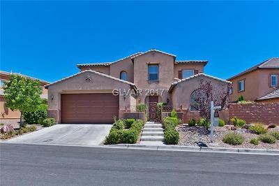 Las Vegas Single Family Home For Sale: 11308 Jasper Grove Avenue