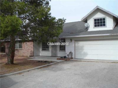 Las Vegas  Single Family Home For Sale: 7755 Dean Martin Drive