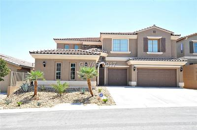 Las Vegas Single Family Home For Sale: 10021 Madison Walk Avenue