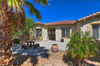 North Las Vegas Single Family Home Contingent Offer: 3512 Chaps Ranch Avenue