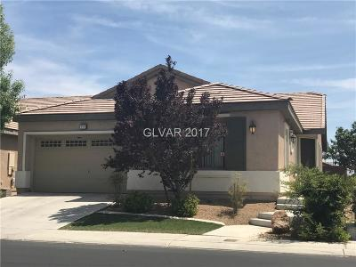 North Las Vegas Single Family Home Contingent Offer: 3705 Citrus Heights Avenue