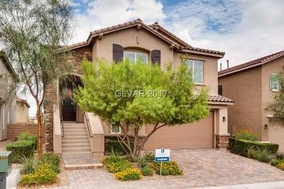 Las Vegas NV Single Family Home For Sale: $369,990
