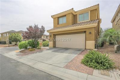 Las Vegas Single Family Home For Sale: 366 Center Green Drive