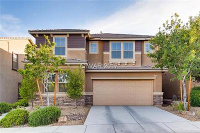 Las Vegas Single Family Home Contingent Offer: 5583 Fairmeade Way