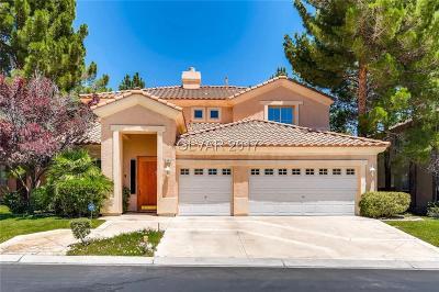 Las Vegas  Single Family Home For Sale: 9508 Los Cotos Court
