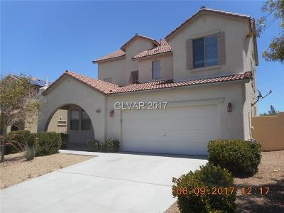 Henderson NV Single Family Home For Sale: $428,500