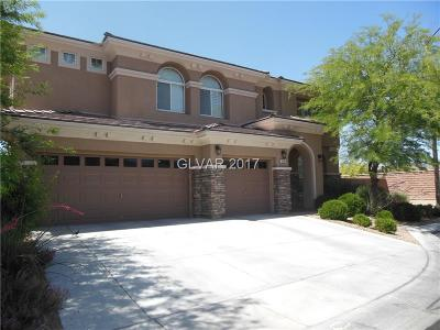 Las Vegas NV Single Family Home Contingent Offer: $410,000