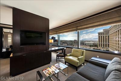Vdara Condo Hotel High Rise For Sale: 2600 Harmon Avenue #18026