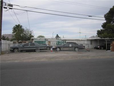 Las Vegas Multi Family Home For Sale