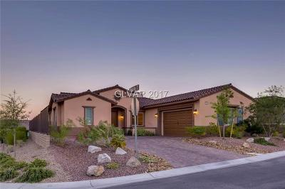 Las Vegas Single Family Home For Sale: 12155 Torretta Court