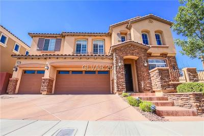 Las Vegas Single Family Home For Sale: 11676 Intervale Road