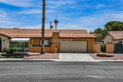 Las Vegas NV Condo/Townhouse Contingent Offer: $219,900