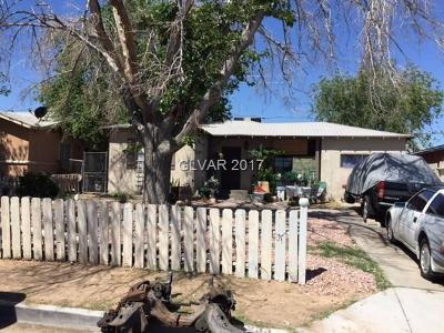 Las Vegas Single Family Home Contingent Offer: 233 20th