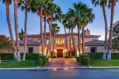 Single Family Home For Sale: 8617 Canyon View Drive