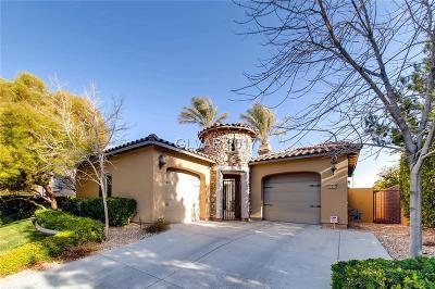 Las Vegas Single Family Home For Sale: 12050 Whitehills Street