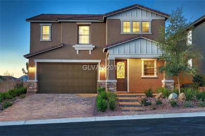 Las Vegas Single Family Home For Sale: 10585 Sturdevant Court