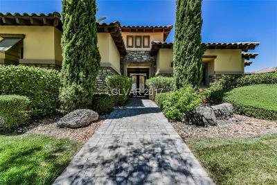 Single Family Home Contingent Offer: 10 Dolce Luna Court