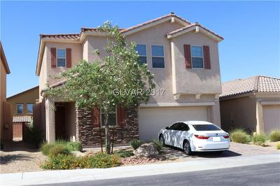 Las Vegas Single Family Home For Sale: 260 Windmill Croft Drive