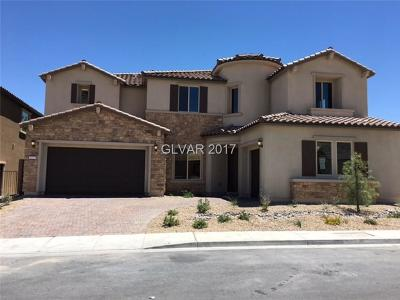 Las Vegas Single Family Home For Sale: 3377 Royal Fortune Drive