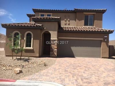 Las Vegas Single Family Home For Sale: 3072 Isle Drive