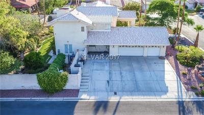 Las Vegas Single Family Home For Sale: 2231 Rosanna Street