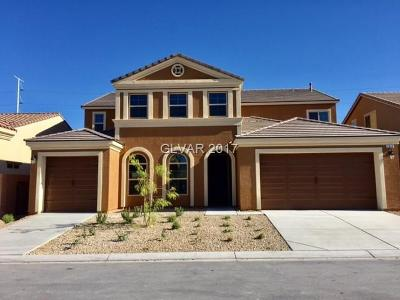 North Las Vegas Single Family Home For Sale: 1013 Bluebird Hill Avenue
