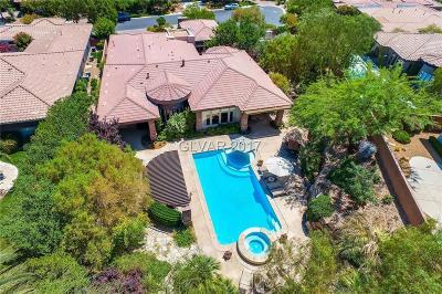 Las Vegas NV Single Family Home For Sale: $1,580,000