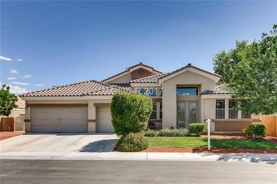 North Las Vegas Single Family Home For Sale: 2805 Tercel Way