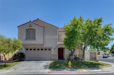 Las Vegas Single Family Home For Sale: 8417 Gracious Pine Avenue