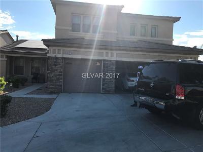 Las Vegas  Single Family Home For Sale: 6537 Black Star Point Court
