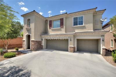 Las Vegas NV Single Family Home Contingent Offer: $499,999