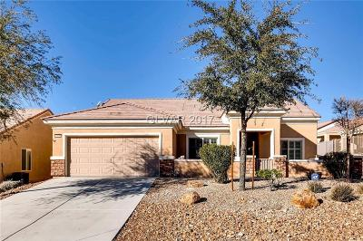 North Las Vegas Single Family Home For Sale: 7811 Fieldfare Drive
