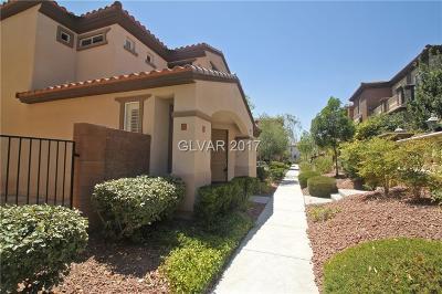 Las Vegas Single Family Home For Sale: 2435 Cordoba Bluff Court