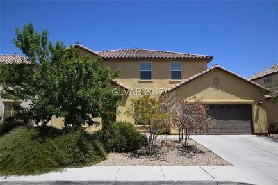 Las Vegas  Single Family Home For Sale: 1454 Corsica Crest Court
