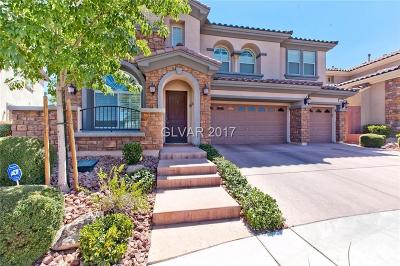 Las Vegas Single Family Home Contingent Offer: 1333 Elliston Road