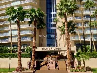 Regency Towers Amd High Rise Contingent Offer: 3111 Bel Air Drive #8C