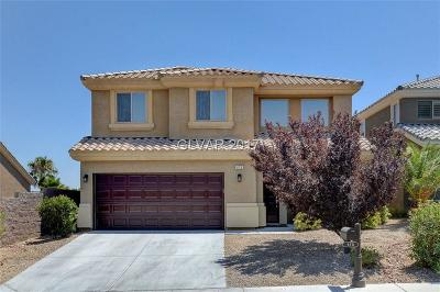 Las Vegas Single Family Home For Sale: 470 First On Drive