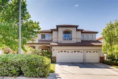 Henderson Single Family Home For Sale: 2072 Hidden Hollow Lane