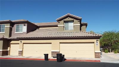 Las Vegas Condo/Townhouse Contingent Offer: 6868 Sky Pointe Drive #2136