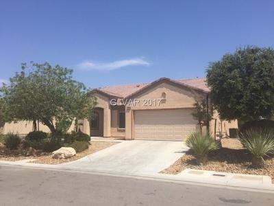 North Las Vegas Single Family Home For Sale: 7716 Fieldfare Drive