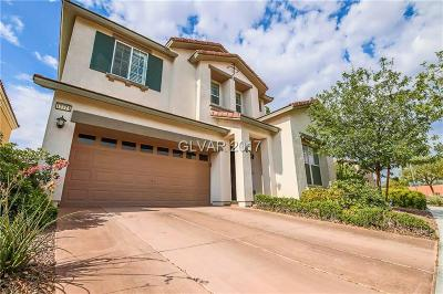 Las Vegas Single Family Home For Sale: 11771 Longworth Road